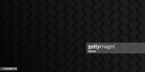abstract black background - geometric texture - lace textile stock illustrations