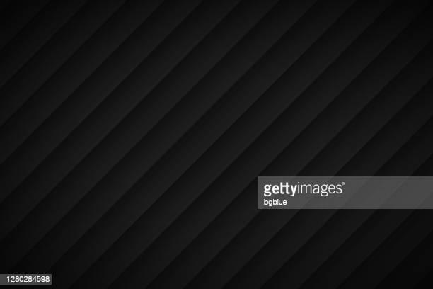 abstract black background - geometric texture - tilt stock illustrations