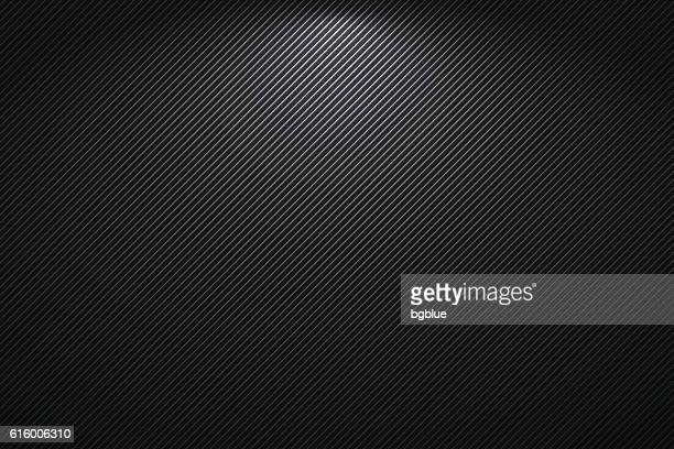 abstract black background - metal stock illustrations