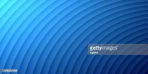 illustrations, cliparts, dessins animés et icônes de fond bleu abstrait - texture géométrique - être à l'ombre