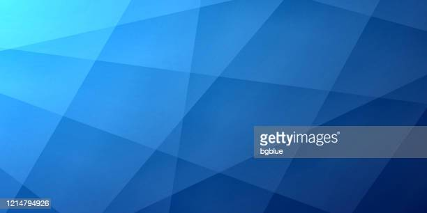 abstract blue background - geometric texture - light blue stock illustrations