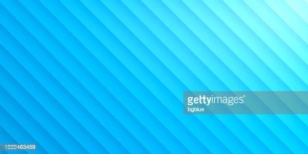stockillustraties, clipart, cartoons en iconen met abstracte blauwe achtergrond - geometrische textuur - gekanteld