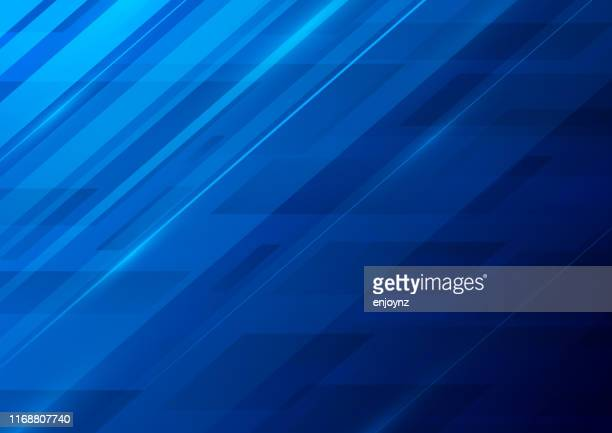 abstract blue background - blue stock illustrations