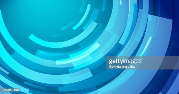 abstract blue background - fractal stock illustrations, clip art, cartoons, & icons