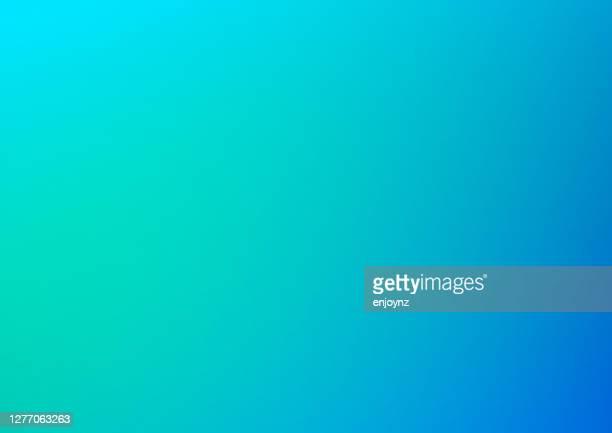 ilustrações, clipart, desenhos animados e ícones de fundo desfocado azul abstrato - gradiente de cor
