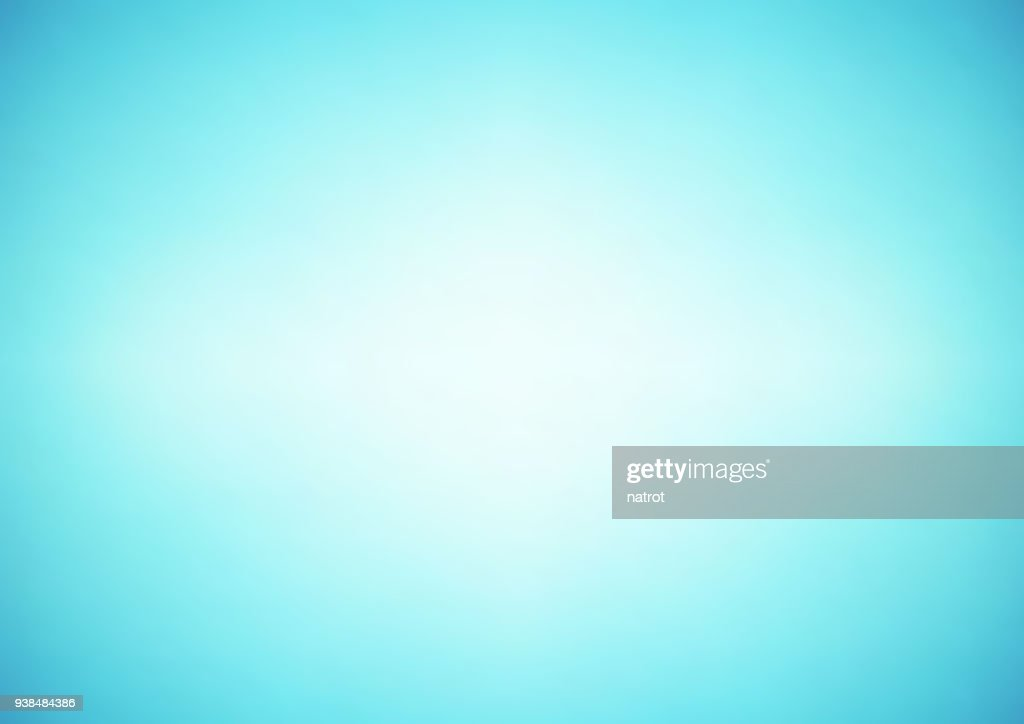 Abstract blue gradient background