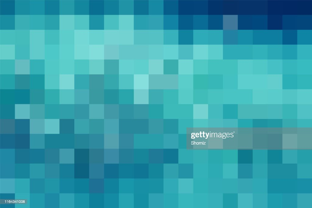Abstract blue technology check pattern background : stock illustration