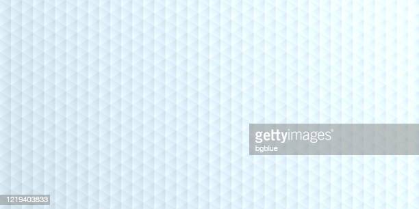 abstract bluish white background - geometric texture - gray background stock illustrations