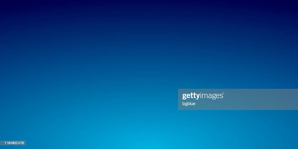 Abstract blurred background - defocused Blue gradient : stock illustration