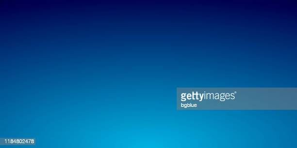 ilustrações de stock, clip art, desenhos animados e ícones de abstract blurred background - defocused blue gradient - azul