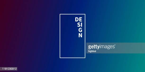 abstract blurred background - defocused blue gradient - dark blue background stock illustrations