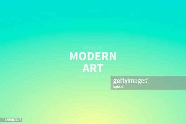 抽象的なぼやけた背景 - デフォーカスグリーングラデーション - ターコイズカラーの背景点のイラスト素材/クリップアート素材/マンガ素材/アイコン素材