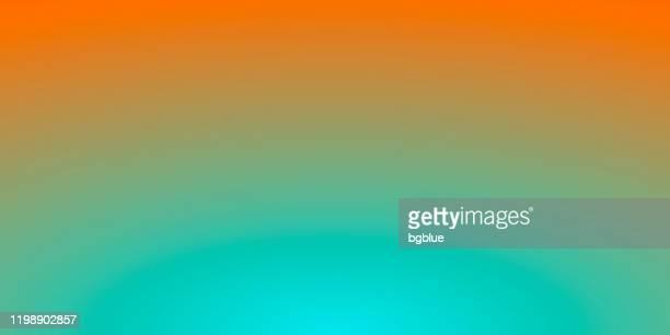 abstract blurred background - defocused orange gradient - orange background stock illustrations