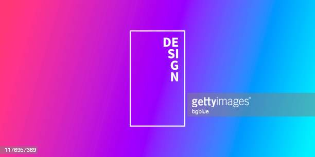 abstract blurred background - defocused purple gradient - red and blue background stock illustrations