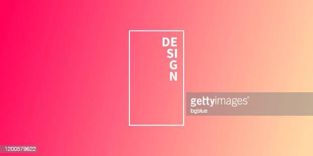 抽象的なぼやけた背景 - デフォーカスレッドグラデーション - マゼンタ点のイラスト素材/クリップアート素材/マンガ素材/アイコン素材