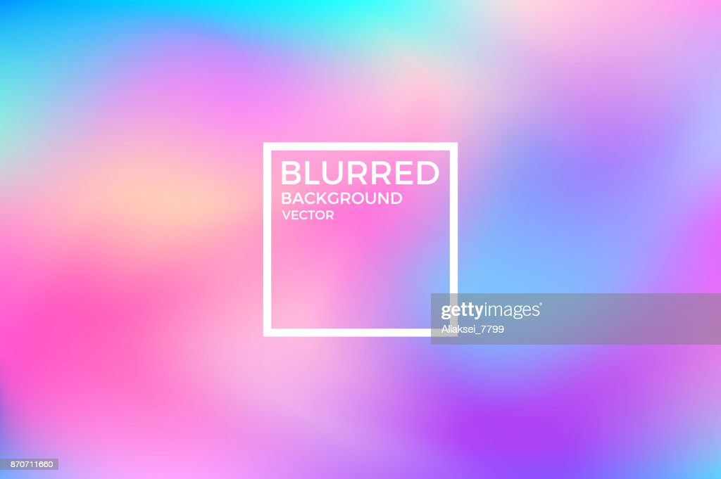 Abstract blurred background. Vivid color