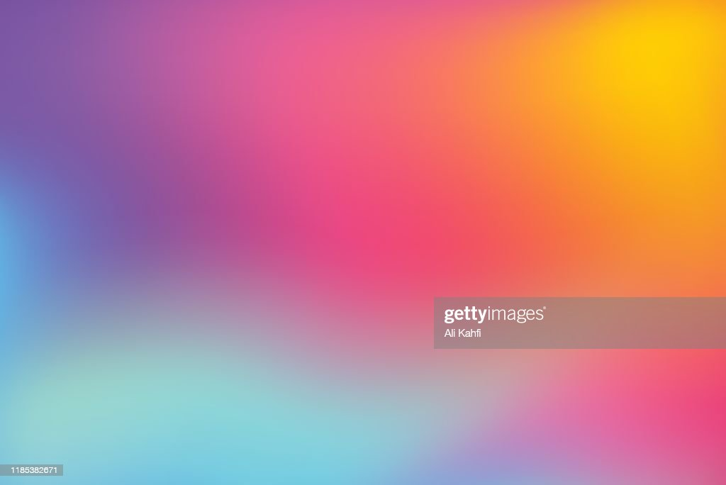 Abstract Blurred Colorful Background : Illustrazione stock