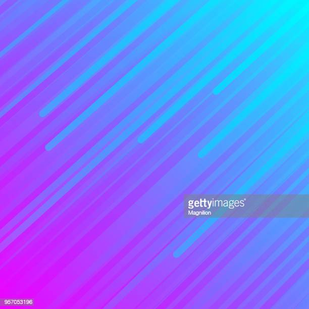 Abstract Bright Blue Pink Background