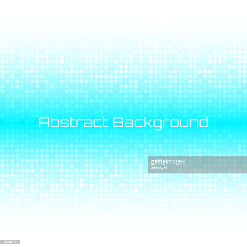 Abstract Bright Light Honey Blue Water Technology Business Cover Background