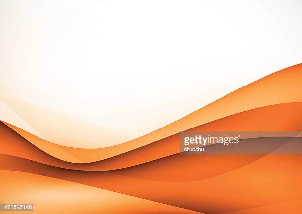 abstract brown technology wave pattern background