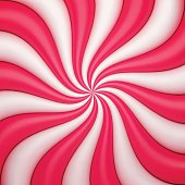 Abstract candy background
