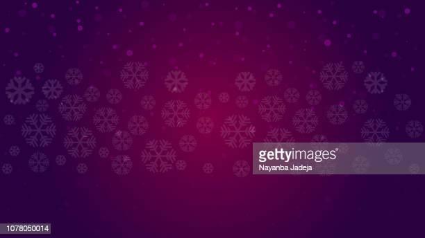 抽象的なクリスマスの背景 - ワインレッド点のイラスト素材/クリップアート素材/マンガ素材/アイコン素材