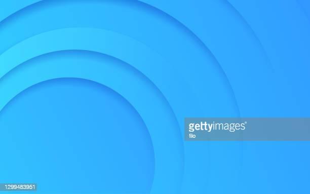 abstrakte kreis-layer hintergrund - begeisterung stock-grafiken, -clipart, -cartoons und -symbole