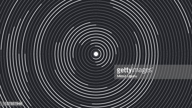 abstract circles - circle stock illustrations