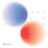 Abstract circular graphic design.