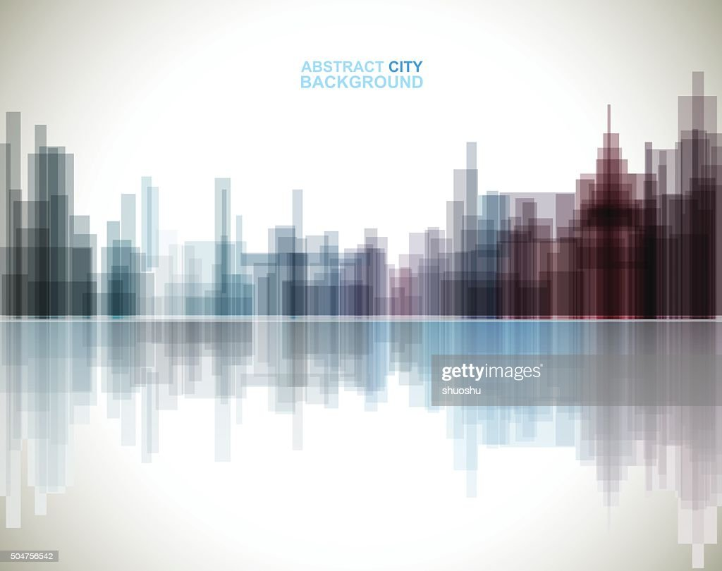 abstract city pattern background vector art getty images