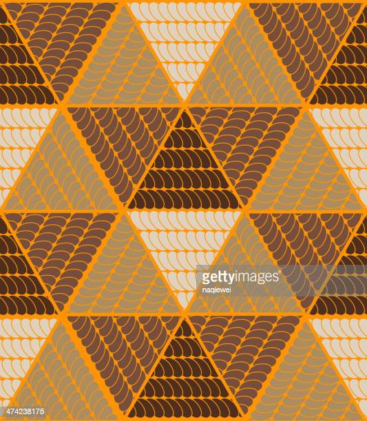 abstract color rhombus pattern background - pastry lattice stock illustrations, clip art, cartoons, & icons