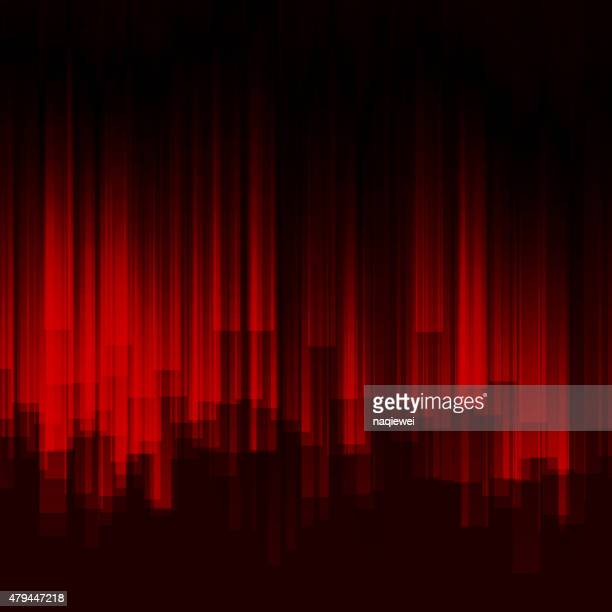 abstract color technology stripe pattern background
