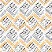 abstract color vector seamless pattern
