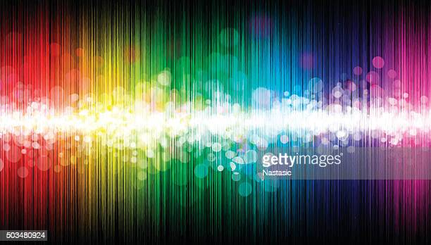 abstract colorful background - lightweight weight class stock illustrations