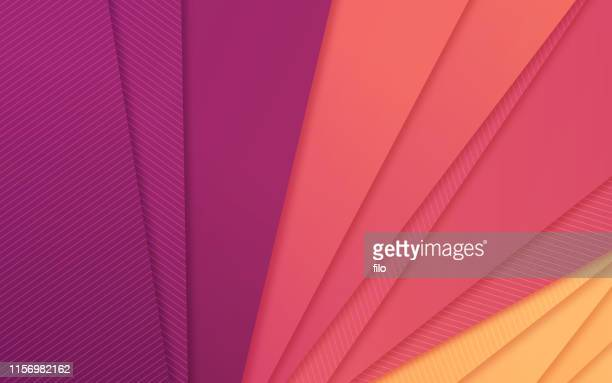 abstract colorful layered background - division stock illustrations