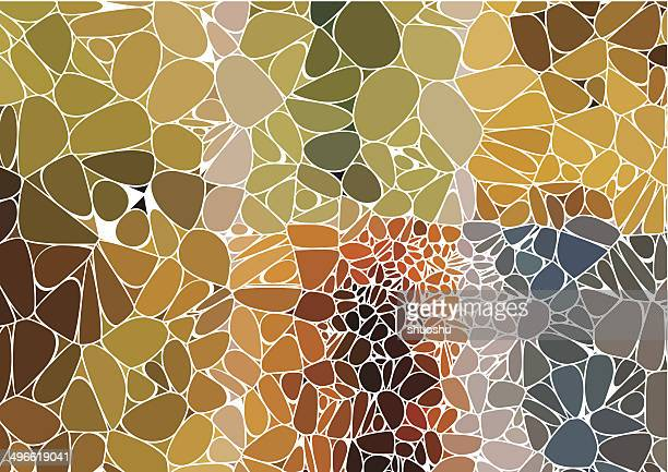 abstract colorful speckle shape background
