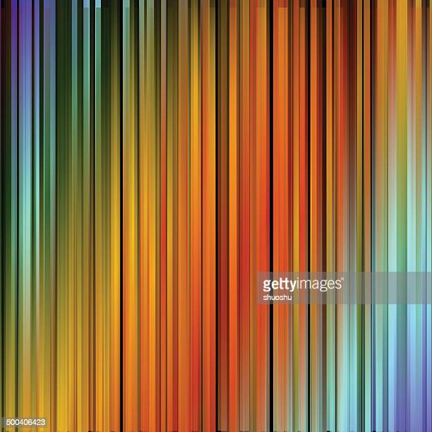 abstract colorful stripe background - textile industry stock illustrations