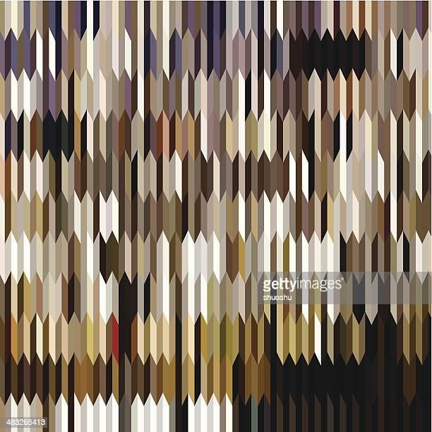 abstrakte bunte streifen muster hintergrund - braun stock-grafiken, -clipart, -cartoons und -symbole