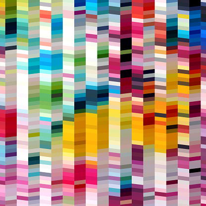 abstract colorful stripe shape background - gettyimageskorea