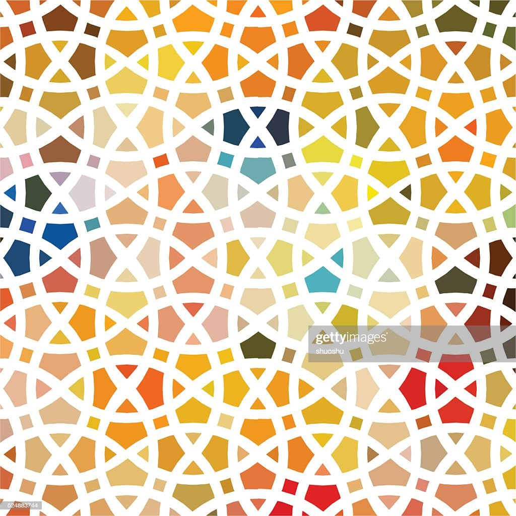 abstract colorful texture pattern background : Vector Art