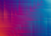 Abstract Colorful Vector Banner Design