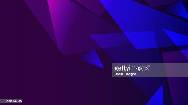 abstract colorful wavy backgrounds - educational subject stock illustrations