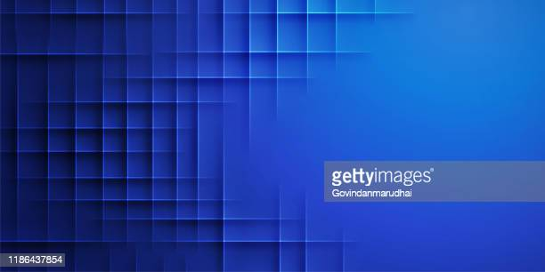 abstract dark blue background - creativity stock illustrations