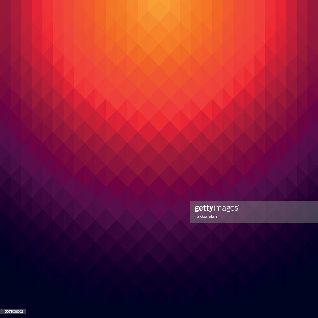 Abstract dark red & purple geometric background