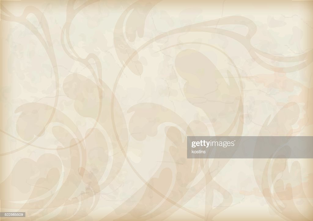 Abstract decorative grunge textured background