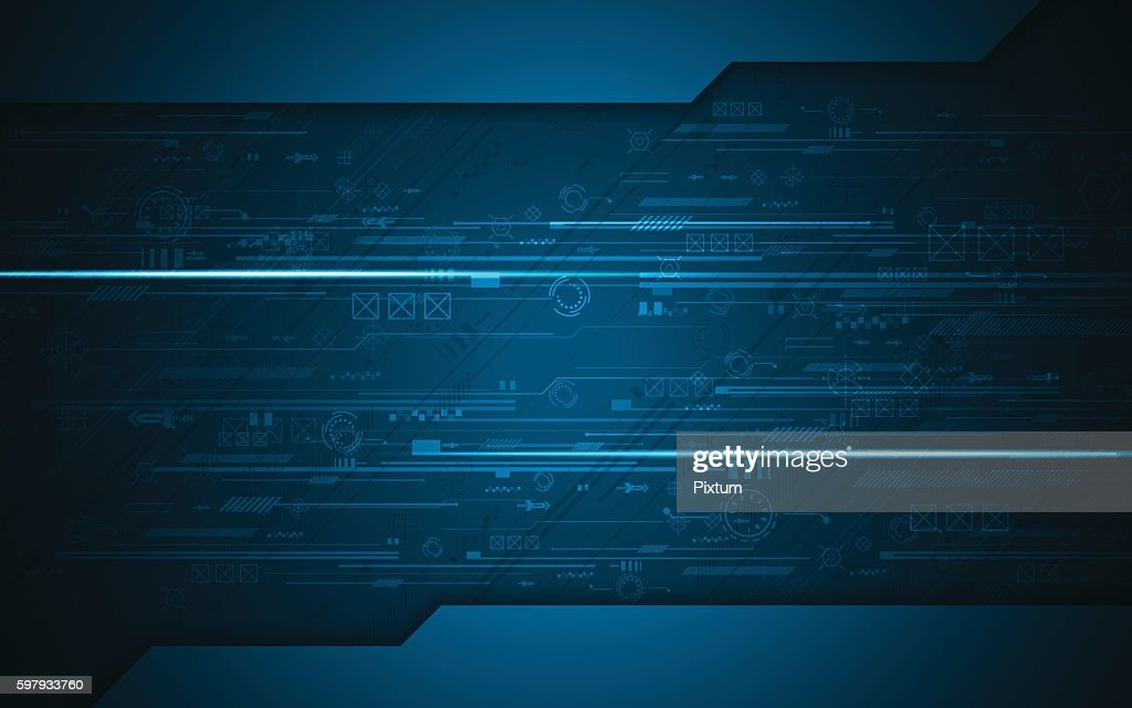 abstract digital circuit texture pattern technology innovation concept design background