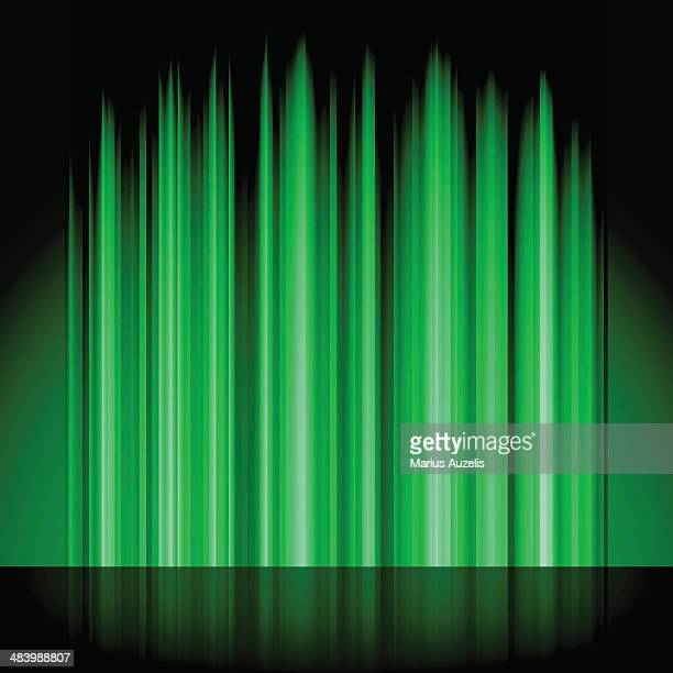abstract emerald glowing background with stripes - emerald gemstone stock illustrations
