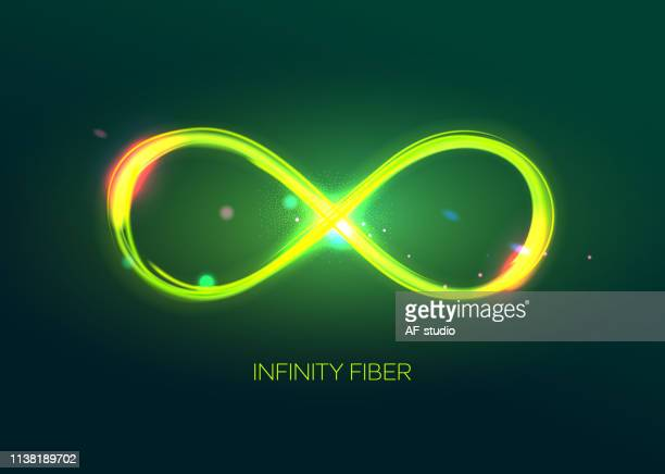 Abstract Fiber Network Background