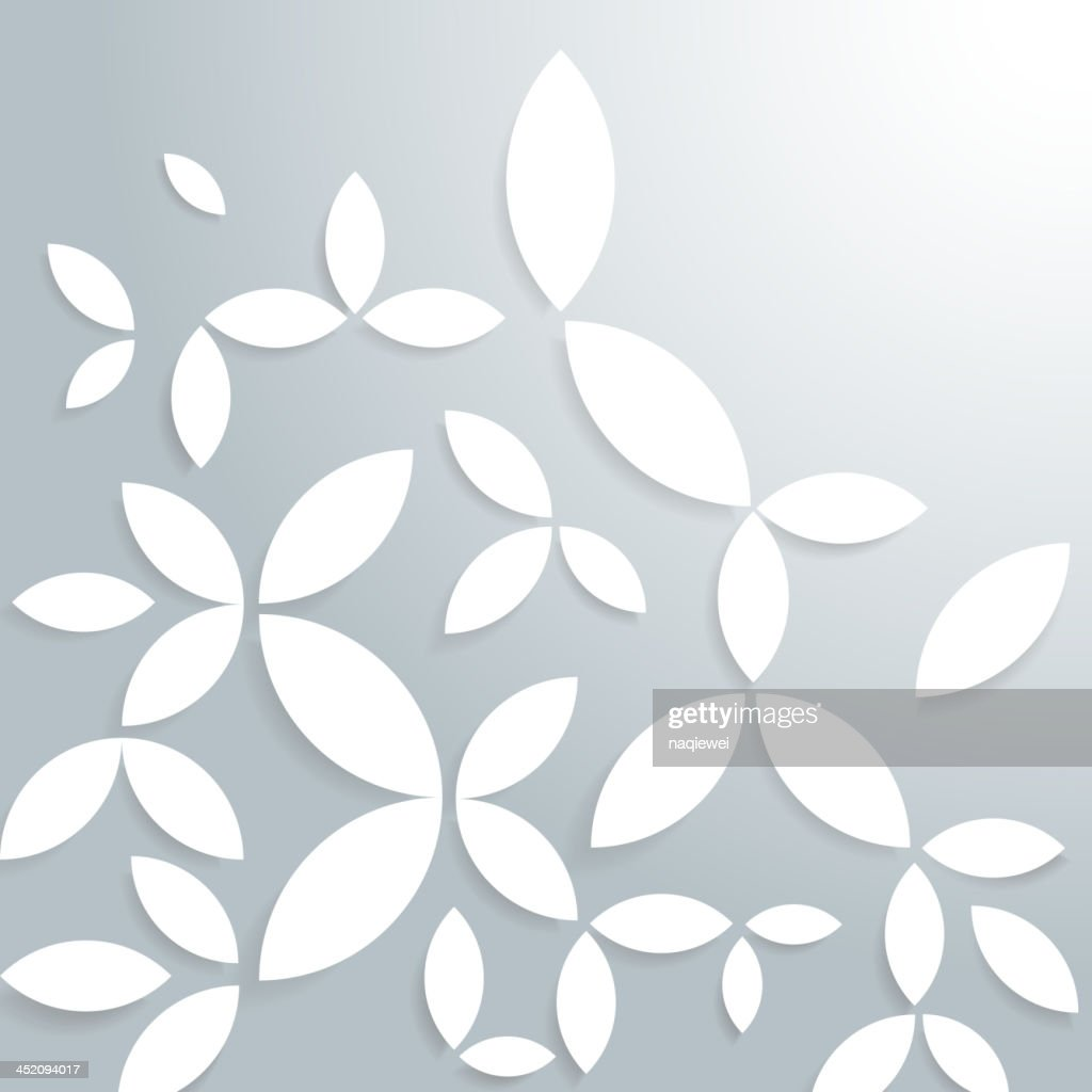 Abstract Floral Pattern Background High Res Vector Graphic