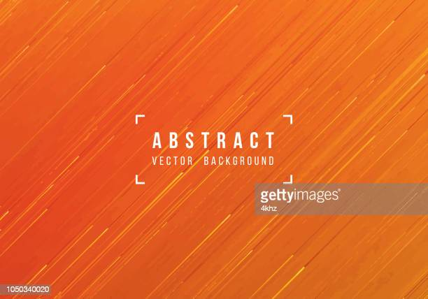 abstract flowing lava texture orange yellow background - active volcano stock illustrations